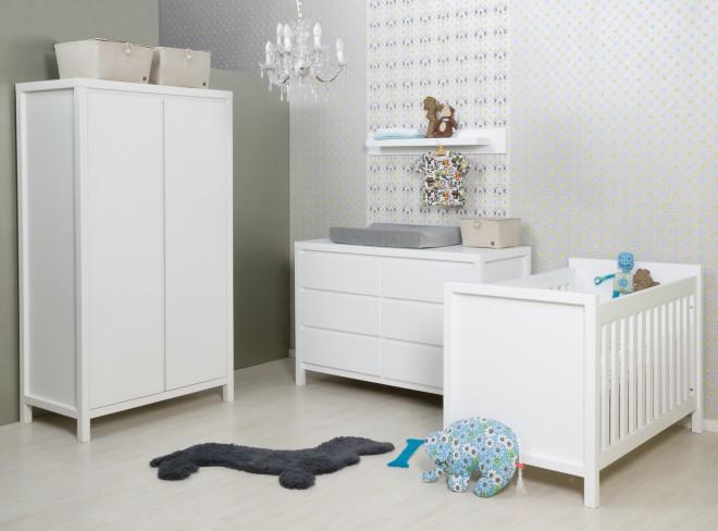 Bopita Babykamer Corsica Wit