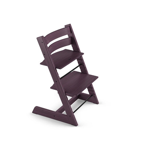 Stokke Kinderstoel Aanbieding.Stokke Tripp Trapp Plum Purple